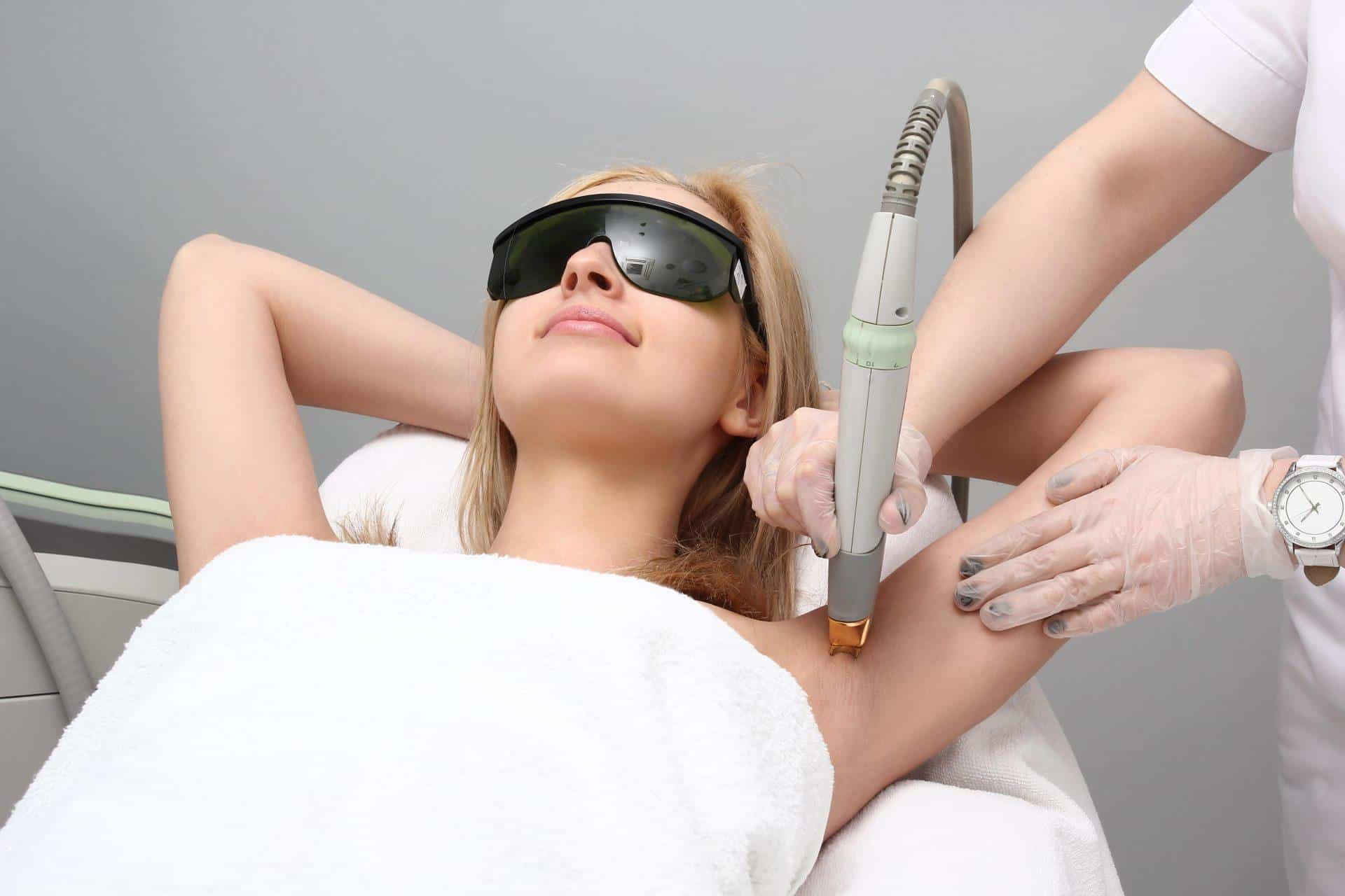 Lucky 7: The Top 7 Laser & Light Skincare Treatments & What They Do